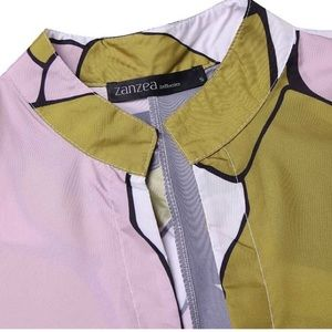Zanzea Dresses - Summer Maxi Dress V Neck Long Sleeve Floral Print